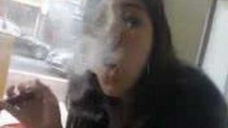 Hot Arab Chicks Smoke Shisha in Public